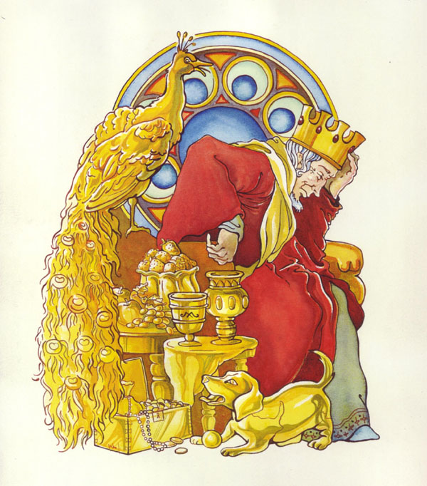 modern relevance of the story of king midas and the golden touch The golden touch of king midas this fun and lively poem for kids was written in 2014 by british children's writer paul perro the story of good king midas and his unfortunate wish that was granted by the gods, is one of the most famous of all the greek myths.